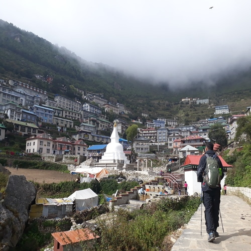 Everest region trekking-Danphe adventure treks