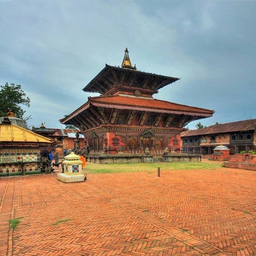 UNESCO world heritage Changunarayan temple