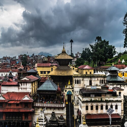 UNESCO world heritage pashupatinath temple