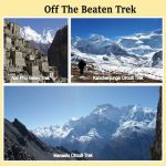 off the beaten path trek